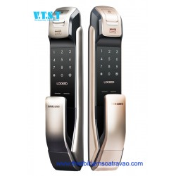 Khóa cửa vân tay điện tử SAMSUNG SHP-DP728AG/EN