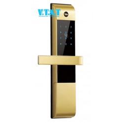 Khóa cửa vân tay Yale YDM 3109 Gold