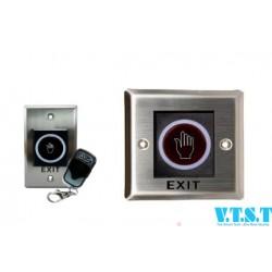 Nút Exit K2S Không Chạm Kết Hợp Remote