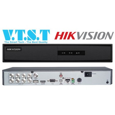ĐẦU GHI HÌNH HIKVISION DS-7208HGHI-F1 8 KÊNH HD 720P