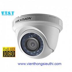 CAMERA HD-TVI HIKVISION HD1080 DS-2CE56D0T-IR (2Mp)
