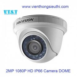 CAMERA HD-TVI HIKVISION DS-2CE56D0T-IRP (2.0Mp)