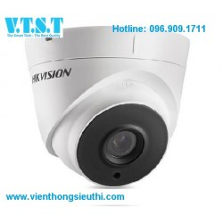 Camera HD-TVI Dome hồng ngoại 1.0 Megapixel HIKVISION DS-2CE56C0T-IT3