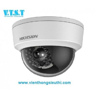 Camera IP Dome hồng ngoại 2.0 Megapixel HIKVISION DS-2120DTF-IW