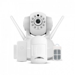 BỘ KIT CAMERA IP XOAY ALARM C37-AR-TZ1V